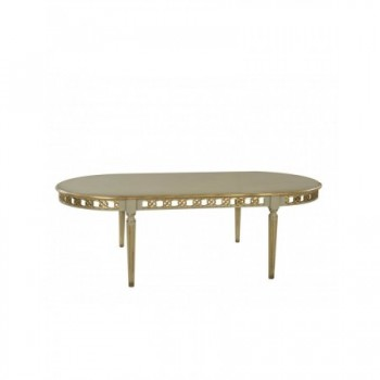 Oval Table Scala