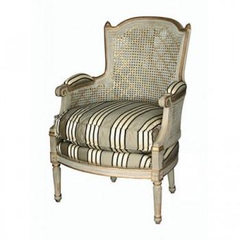 Bergère Louis XVI Coligny - cane back