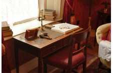 Desk, writing tables