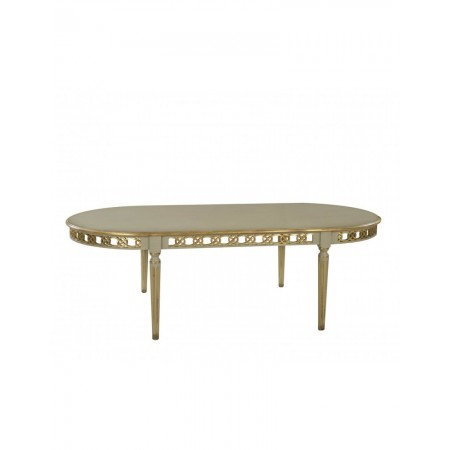 Table ovale Scala