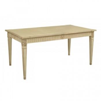 Rect. Ext. Table Vinci 160 cm