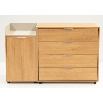 Chest of Drawers 3-en-1