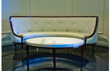 Bergeres, sofas and upholstered seats